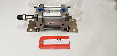 New Smc Cda2l63-25n Pneumatic Cylinder Lot1