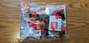 LEGO 40250 Promotional Train Figure Monthly Model Build Polybag