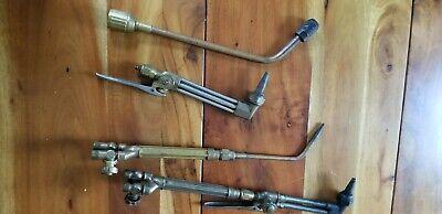 Victor Ca1260-j100 Cutting Torch Wh260c 3w1 Heating Tip Ca150 Cut Head Budd Type