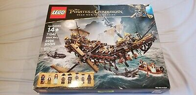 Lego 71042 Pirates of the Caribbean Silent Mary (New)