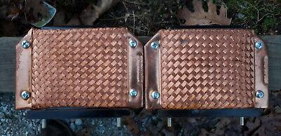 Magnaflux Pn 18948 Copper Pad Assembly - 2 Each