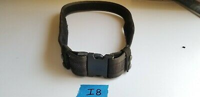 Galco Nylon Duty Belt Black Xlarge With Nexus Buckle And Keepers
