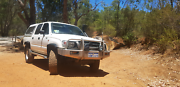 2002 Toyota Hilux Dual Cab, 5LE Diesel Helena Valley Mundaring Area Preview