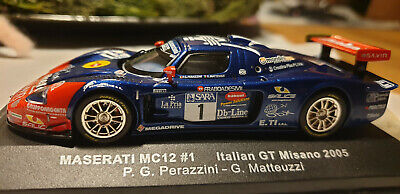 Maserati MC12 GT1 #1 2006 1:43 Modellauto