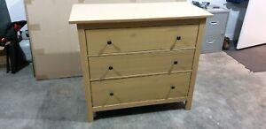2x ikea Hemnes chest of drawers- pending pickup