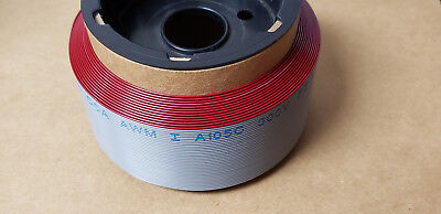 Amphenol 191-2801-136 Extruded Zip Flat Cable 300v 28awg 13ft
