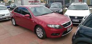 FORD FALCON FG G6 DEDICATED GAS REG RWC 12 MONTHS WARRANTY