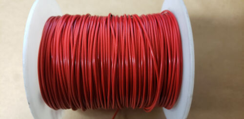 RED WIRE, 26AWG (25FT)