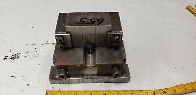 Vogel Tool Die Pipe Notcher Notching Press Die 1 X .060 To .512 Rad Made Usa