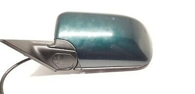 91-97 BMW E31 840Ci 850Ci 850CSi LH Left Driver's Mirror Green OEM