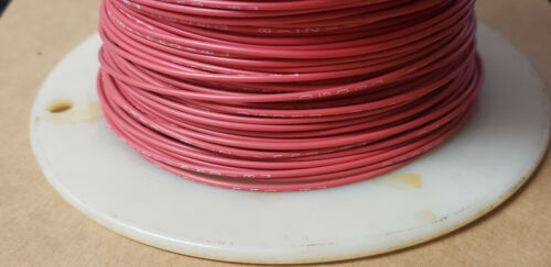RED WIRE 18AWG (50FT)