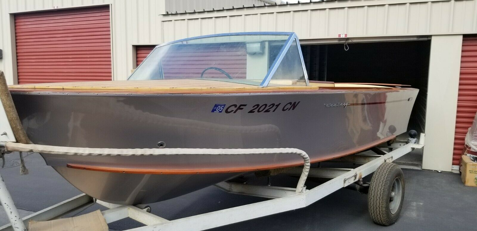 1967 Century Resorter 17.5 Runabout Highly Modified Project 40k Invested
