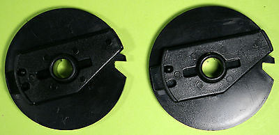 Vending Machine Motor Vendo Univendor 1 Black Replacement Disks Set Of 2