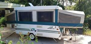 Jayco Eagle with Full Annex