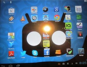 Install Android operating system on HP Touchpad Tablet