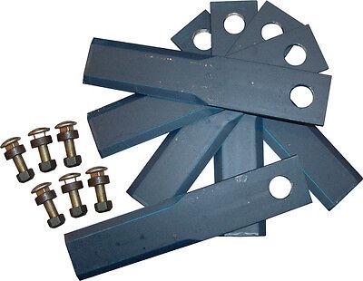 Ah171588 Straw Chopper Blade Kit For John Deere 7700 7720 8820 9400 Combines