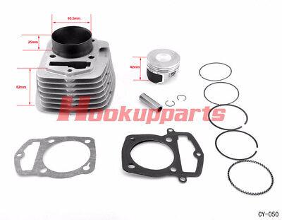 New 250cc Big Bore Cylinder Kit for Honda ATC XL-200 223CM3 (250 Cc Cylinder)