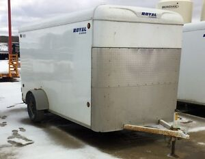 2015 RoyalCargo CHT35-612-66 BD Enclosed Cargo Trailer