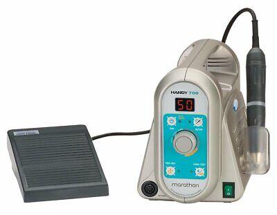 Dual Marathon Handy 700 Micromotor Brushless Handpiece System 50k Rpm Dental Lab
