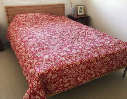 bed cover Indian cotten