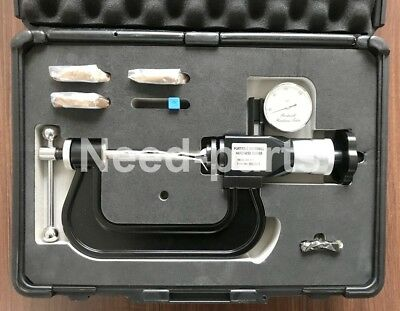All New Phr-4-3 Portable Large C Clamp Rockwell Hardness Tester Meter