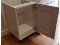 Shaker Style Fitted Kitchen Unit - Inova - Cashmere, Sink Unit