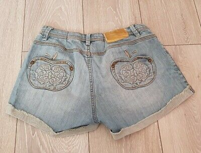 Apple Bottom Jeans Shorts 8/10 Altered