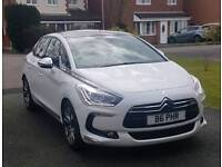 Citroen DS5 2.0 HDI - extremely low mileage like new!