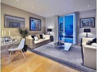 LUXURY BRAND NEW 1 BED BYWATER PLACE E14 CANARY WHARF LIMEHOUSE BOW MILE END POPLAR