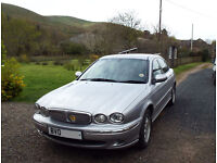 Jaguar X Type 2.0 diesel manual excellent condition
