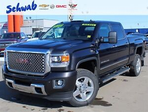 2015 GMC K2500 Denali, Fully Loaded, Touch Screen, Bluetooth, Na