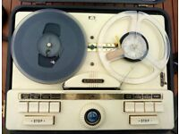 Grundig Reporter Type 700L Reel to Reel Tape Recorder 1951, Rare, Collectors