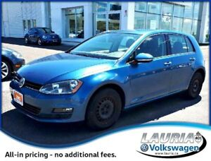 2015 Volkswagen Golf 2.0L TDI Comfortline Manual