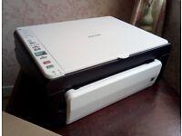 RICOH SP112SU B&W laser printer and scanner