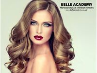 ACCREDITED HAIR EXTENSION TRAINING COURSE IN GLASGOW SUNDAY 7TH AUGUST 2016