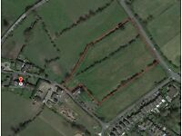 Grazing Land 4 acres for sale Cannock Chase Staffordshire