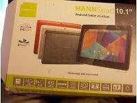 16g 10.1 Hannspad andoid tablet