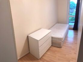 LOVELY SINGLE ROOM WITH BALCONY !! EAST LONDON ( ZONE 2 )