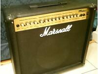 Marshall MG100DFX 100W guitar amp with built in effects