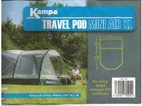Kampa Travel Pod Mini Air XL Drive Away Awning