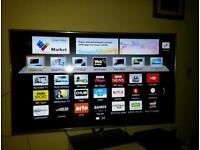 55 inch Ultra thin Panasonic Smart TV