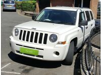 2009 JEEP PATRIOT 2.0 LIMITED WHITE EDITION 4x4 5DR