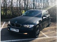 2008 BMW 1 series 2.0 118d se 5dr NEW TIMING CHAIN sunroof bi xenons remapped