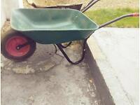2 wheelbarrows for sale