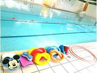 Swimming Lessons for children and adults..