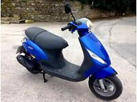 2008 Piaggio ZIP 100 4T Scooter - Twist-And-Go - 12M MOT, Serviced with new parts - Ride away