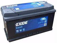 Exide (Excell) Car Battery