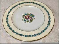 Wedgewood collectors plate