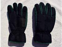 Pair of Men's or Ladies Skiing / Snowboarding / Working Gloves