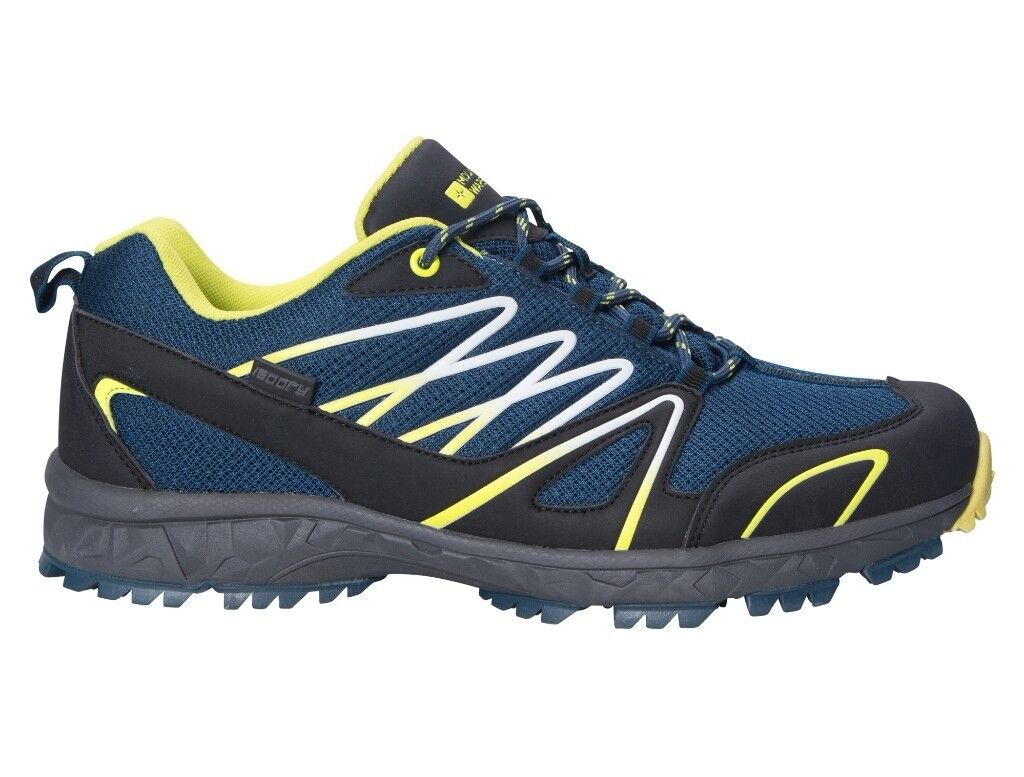 Mountain Warehouse Waterproof Mens Running Shoes SIZE 12